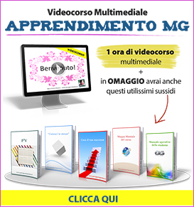 Video Corso APPRENDIMENTO MG